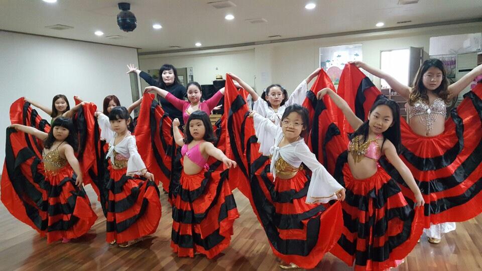 롯데마트 문화센터 밸리반 친구들이 봉숫골 축제에!!