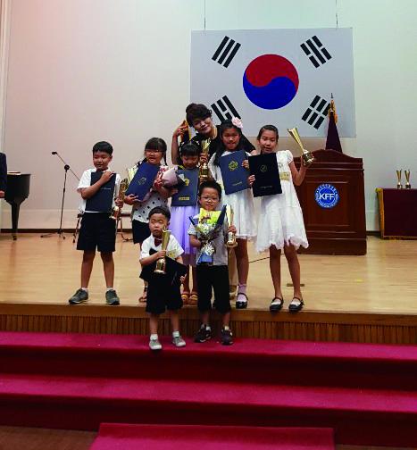 제 24회 바다의 날 기념 전국동화구연 대회 수상을 축하합니다.