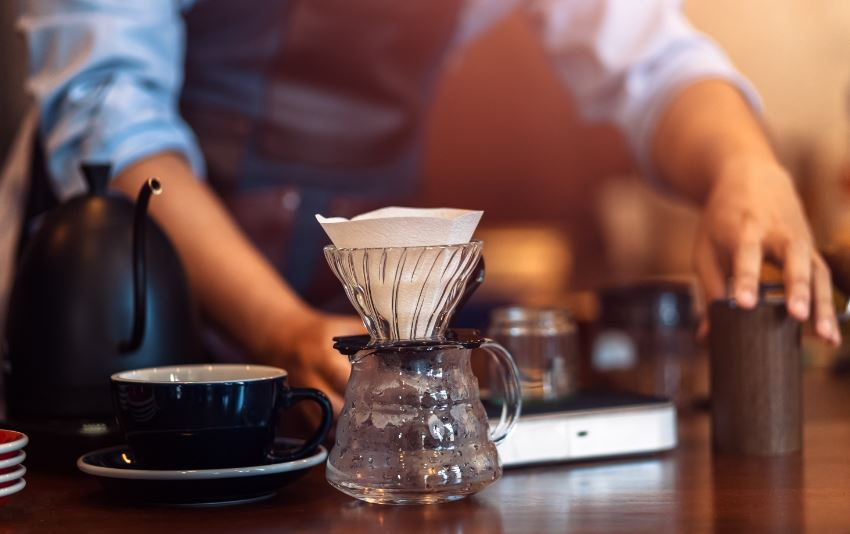 ON - TACT 기분좋은 경험 엔제리너스 커피